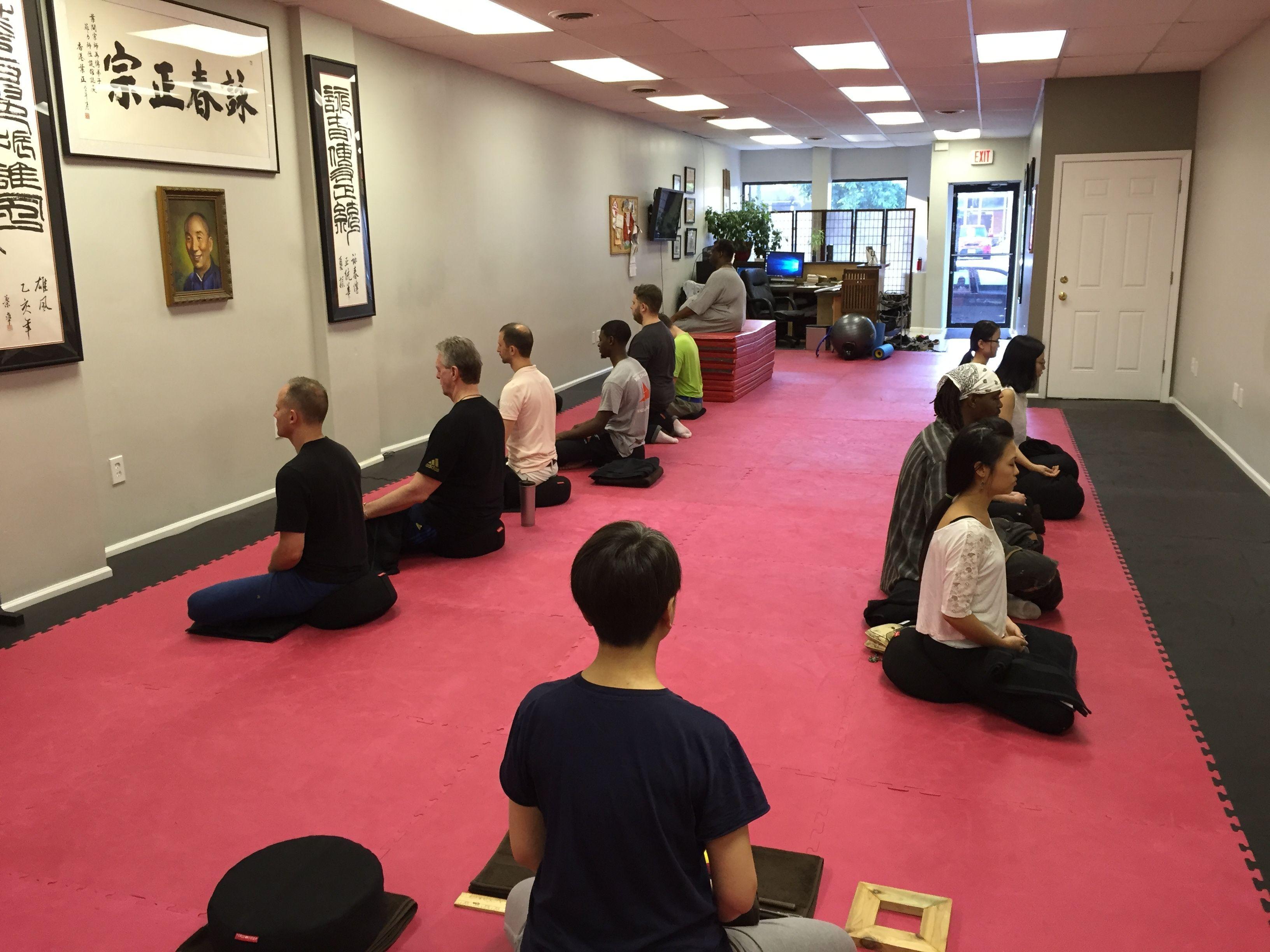 Meditation Mini-Retreat