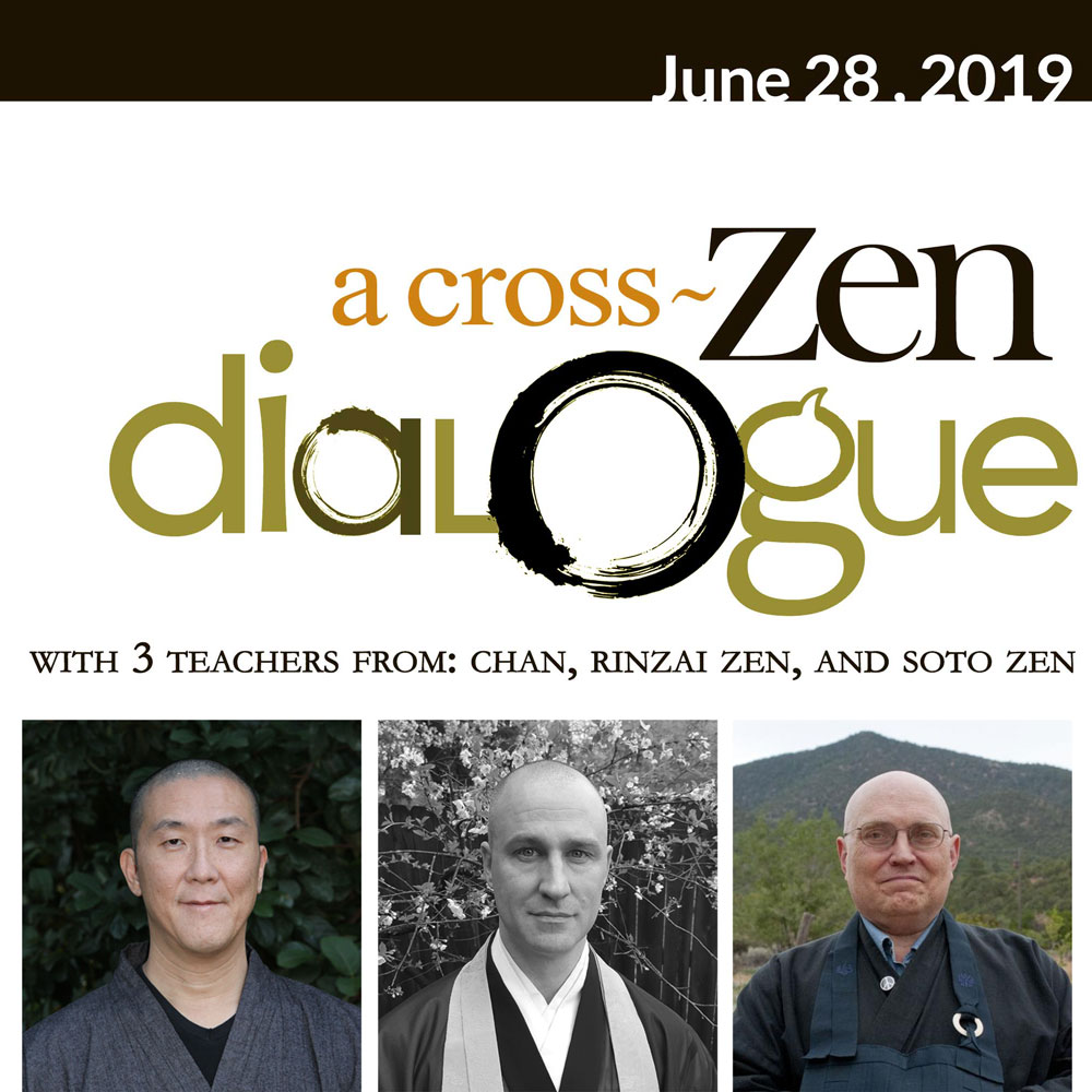 """A Cross-Zen Dialogue"" in Chicago Brings Diverse Buddhist Practitioners Together"