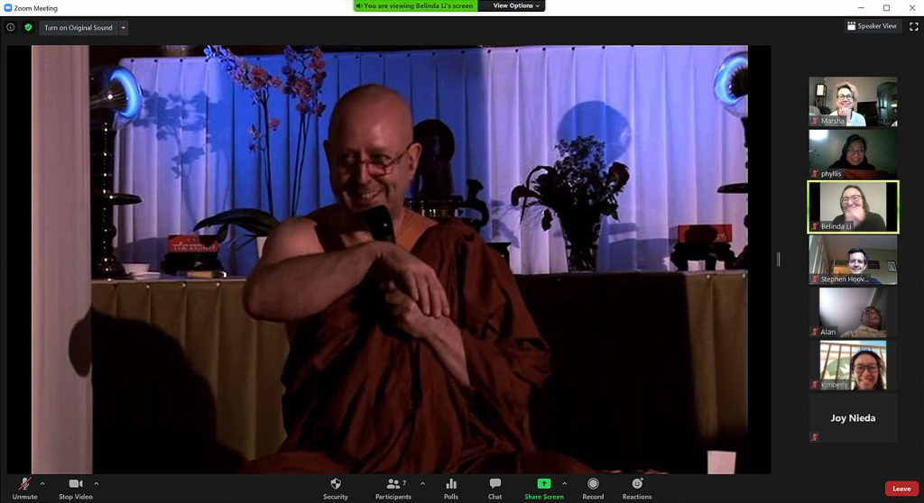 Halloween Special: ghost stories told by Ven. Ajahn Brahm