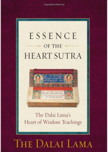 """""""Essence of the Heart Sutra' Bookcover"""