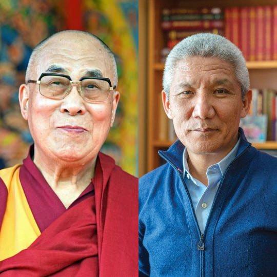 Dalai Lama & Thupten Jinpa