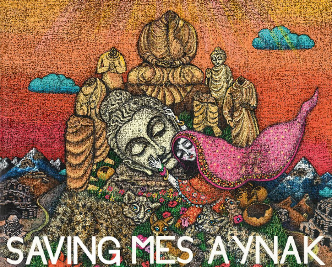 """Read more about the article Movie Dharma: """"Saving Mes Aynak"""" (online)"""